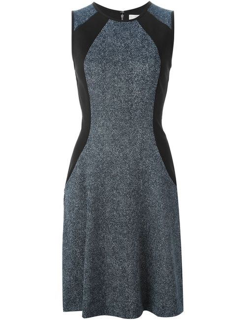 Michael Michael Kors | Женское Чёрный Sleeveless Panelled Dress