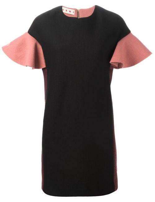 Marni | Женское Черный Bell Sleeve Dress