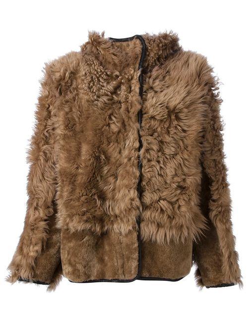 Marni | Женская Nude & Neutrals Укороченная Куртка
