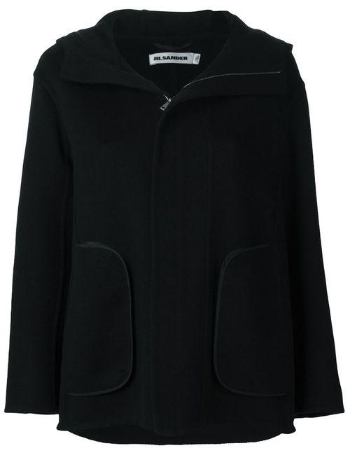 Jil Sander | Женское Чёрный Piped Pocket Jacket
