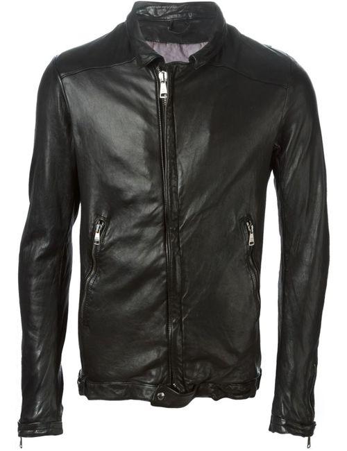 Giorgio Brato | Мужская Черный Куртка На Молнии