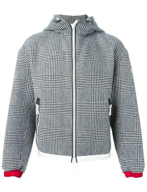 MONCLER X AMI | Женское Check Print Zip Jacket