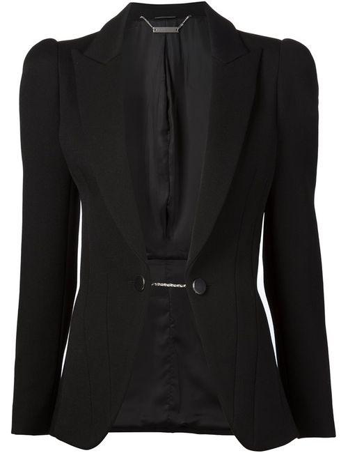 Alexander McQueen | Женское Чёрный Tailored Blazer