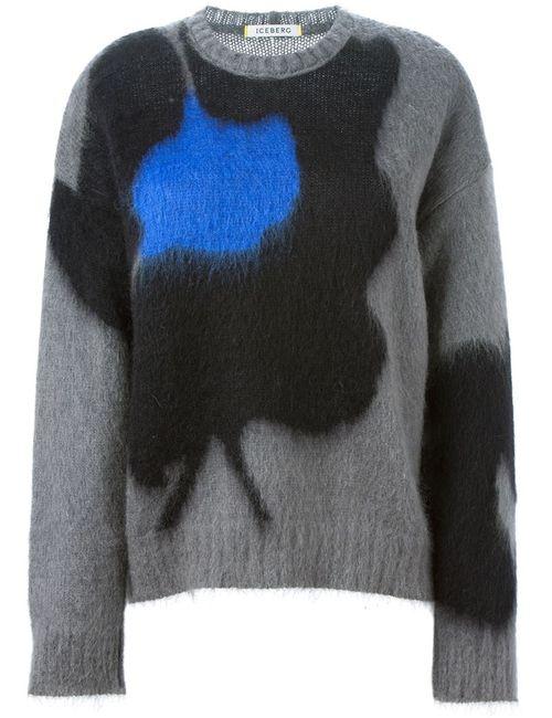 ICEBERG | Женское Серый Intarsia Sweater