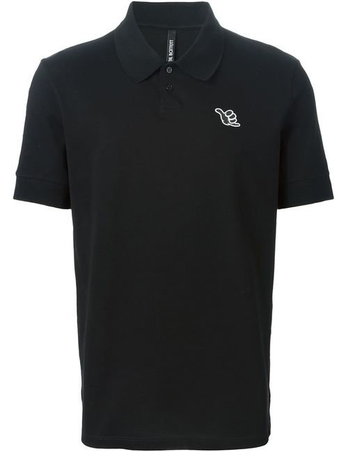 Neil Barrett | Мужское Чёрный Classic Polo Shirt