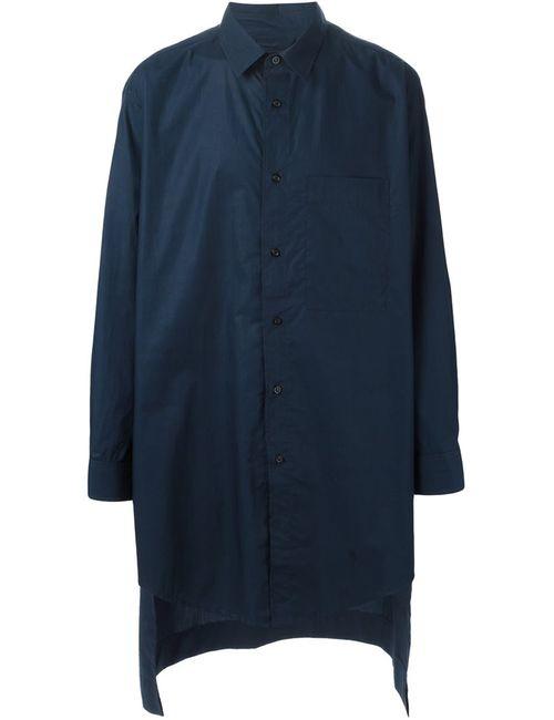CRAIG GREEN | Мужское Синий High-Low Hem Shirt