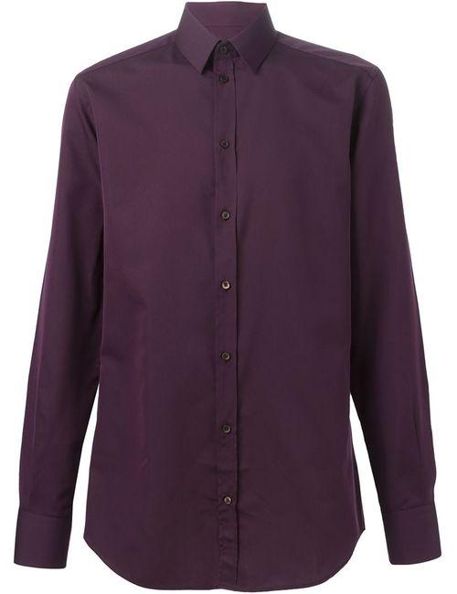 Dolce & Gabbana | Мужское Розовый Classic Shirt