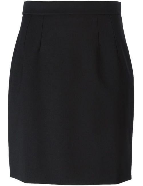 Dolce & Gabbana | Женская Чёрная Классическая Юбка