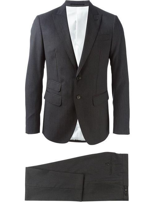 Dsquared2 | Мужское Серый Pinstripe Suit