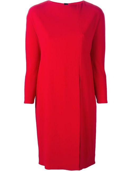 Marni | Женское Красный Front Slit Tunic