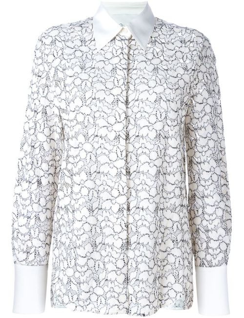 3.1 Phillip Lim | Женское Nude & Neutrals Lace Blouse