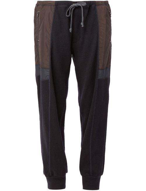 Kolor | Мужское Синий Panelled Track Pants