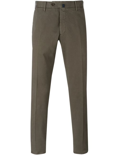 Incotex | Мужское Коричневый Chino Trousers