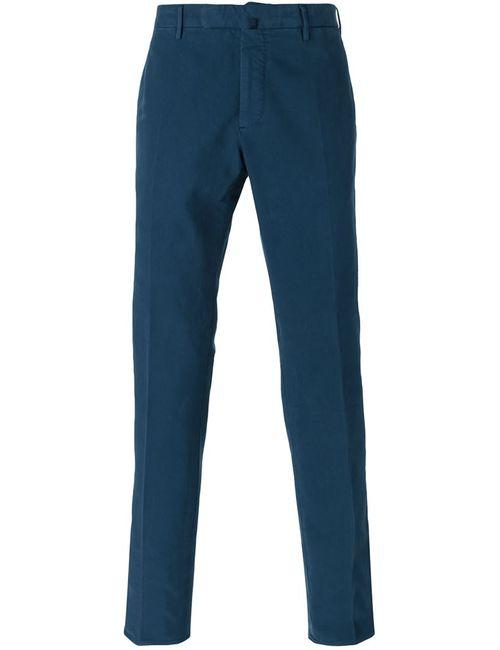 Incotex | Мужское Синий Classic Chinos