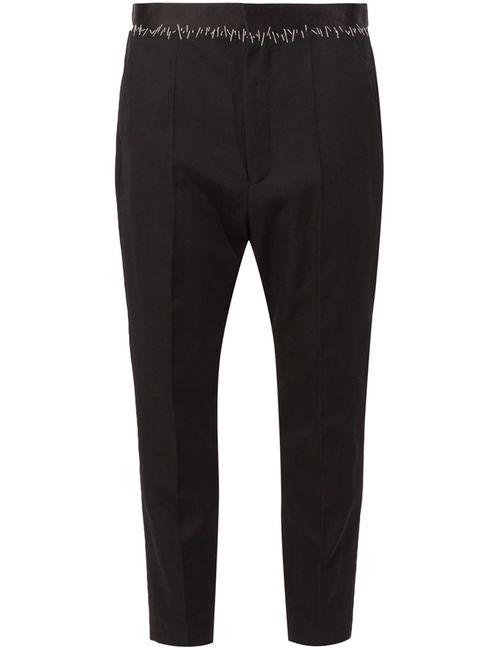 Haider Ackermann | Женское Черный Stitched Detail Trousers