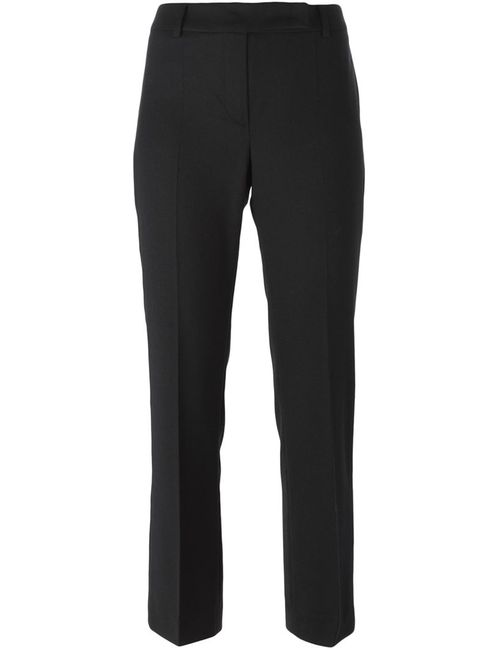 Hache | Женское Синий Slim Fit Cropped Trousers