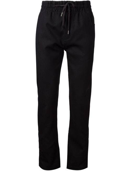 Helmut Lang | Мужское Чёрный Drawstring Trousers
