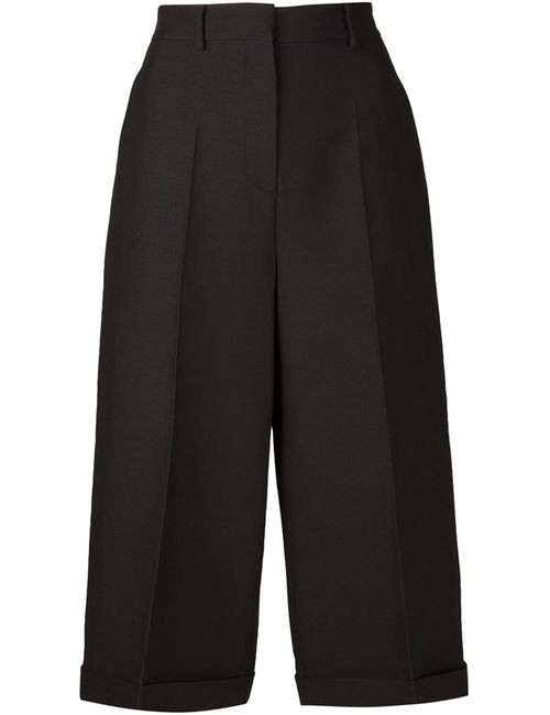 Valentino | Чёрный Tailored Culottes
