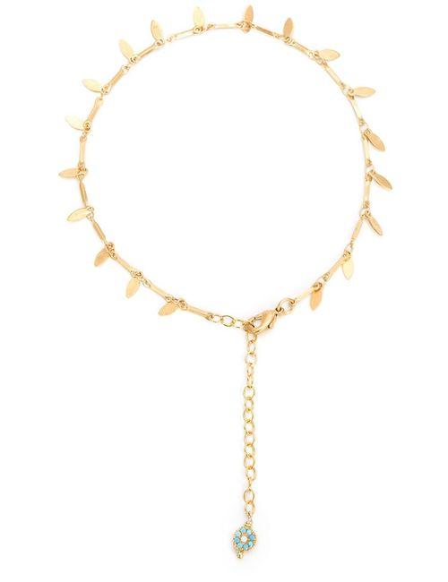 Ileana Makri | Женское Желтый Evil Eye Charm Bracelet