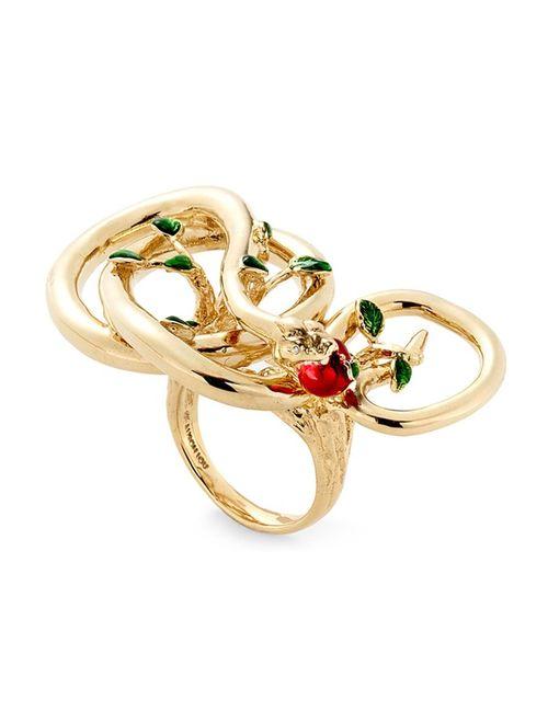 ALISON LOU   Женское Желтый 14kt Forbidden Fruit Ring