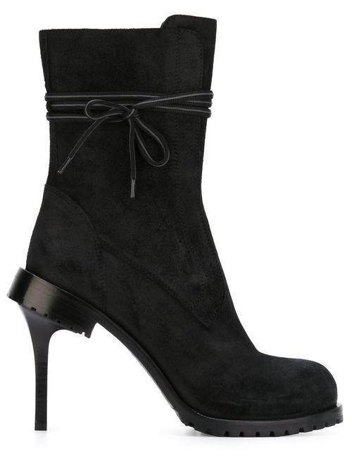 A.F.Vandevorst | Женские Чёрные Ботинки 152x3663