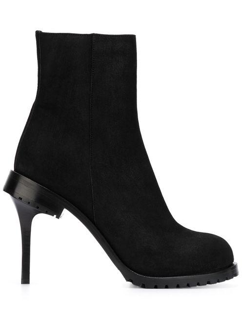A.F.Vandevorst | Женские Чёрные Ботинки 152x3660
