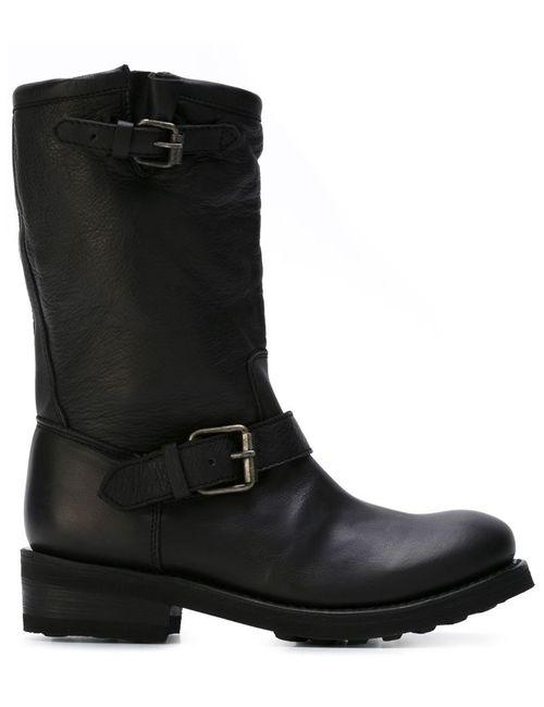 Ash | Женское Чёрный Classic Biker Boots