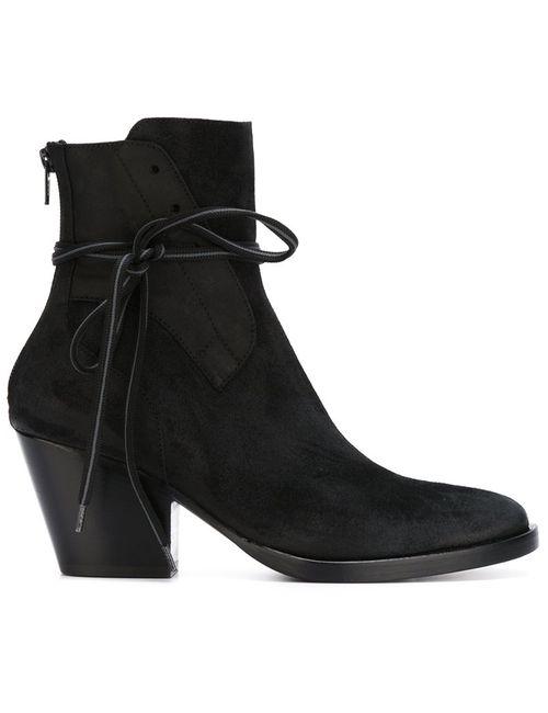A.F.Vandevorst | Чёрный 152x3636 Boots