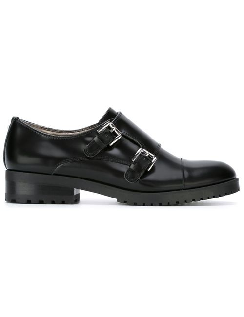 Sam Edelman | Черный Melanie Monk Strap Shoes