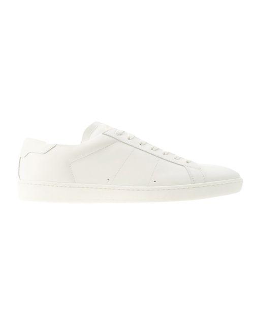 Saint Laurent | Белый Slush Sneakers