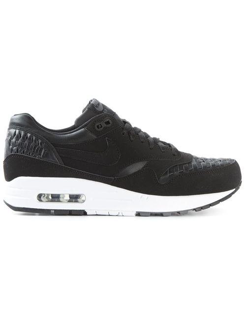 Nike | Мужские Чёрные Кроссовки Air Max 1