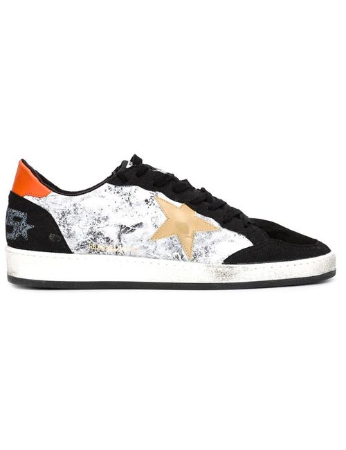 Golden Goose | Чёрный Super Star Sneakers