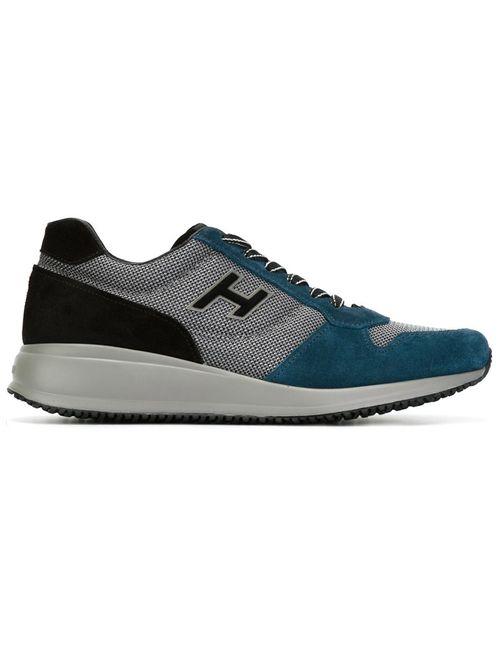 Hogan | Мужское Синий Interactive N-20 Sneakers