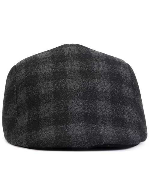 Paul Smith | Мужское Серый Checked Flat Cap