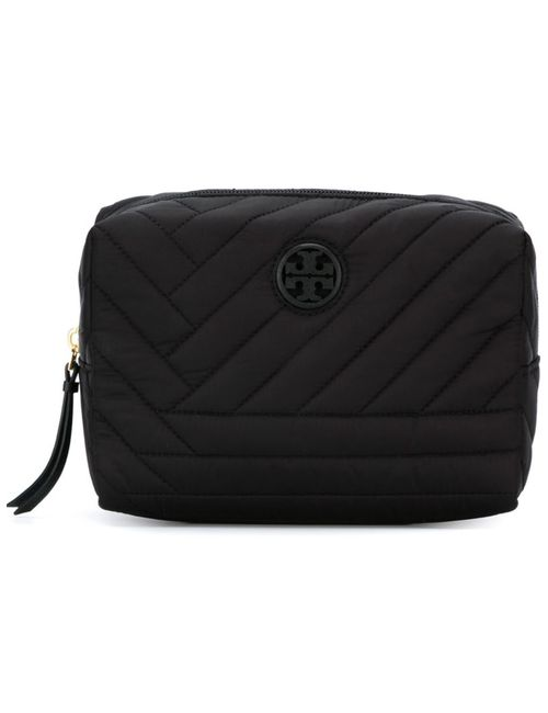 Tory Burch | Женское Чёрный Quilted Make-Up Bag
