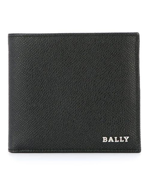 Bally | Чёрный Классический Бумажник