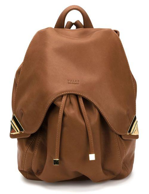 VALAS | Женское Коричневый Leather Backpack