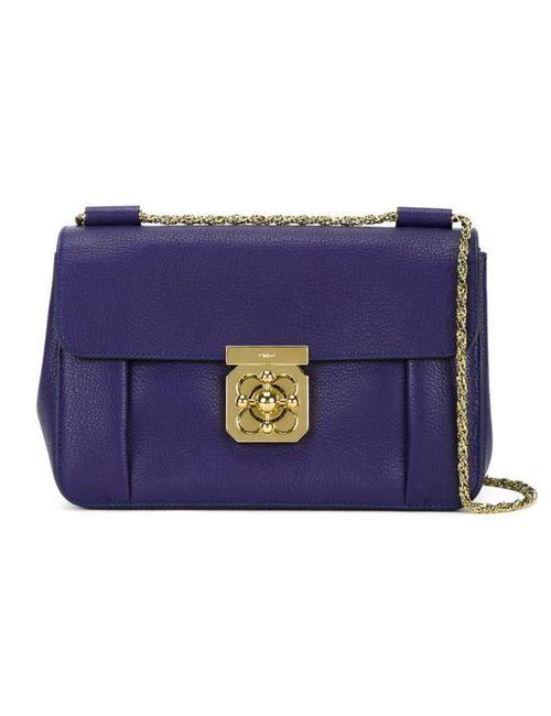 Chloe | Женское Синий Elsie Shoulder Bag
