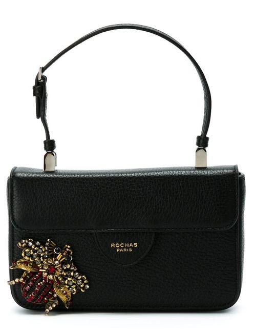 Rochas | Женское Черный Small Embellished Bag