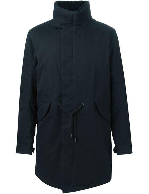 Helmut Lang | Мужское Черный Parka Coat