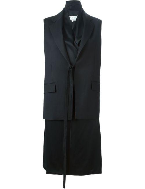 Maison Margiela | Женское Черный Платье-Жилет