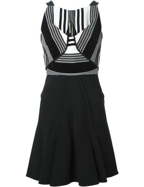 Roland Mouret | Женское Чёрное Платье Derya