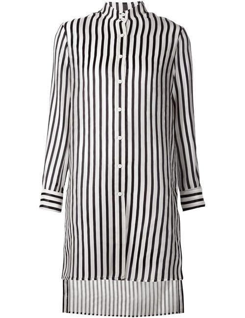 Rosie Assoulin | Женское Белый Striped Shirt Dress