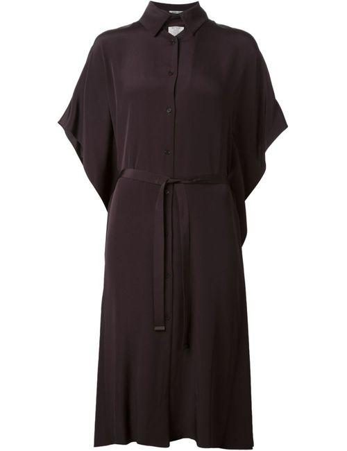 Kenzo | Женское Розовый Belted Shirt Dress