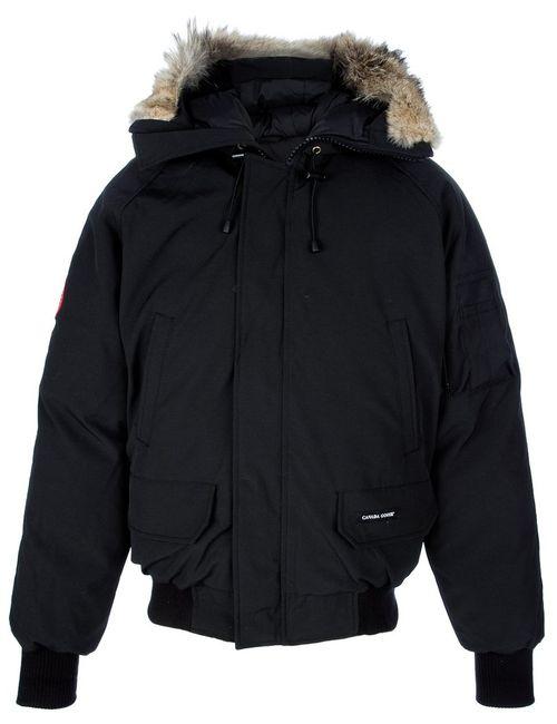Canada Goose | Мужское Чёрный Parka Jacket