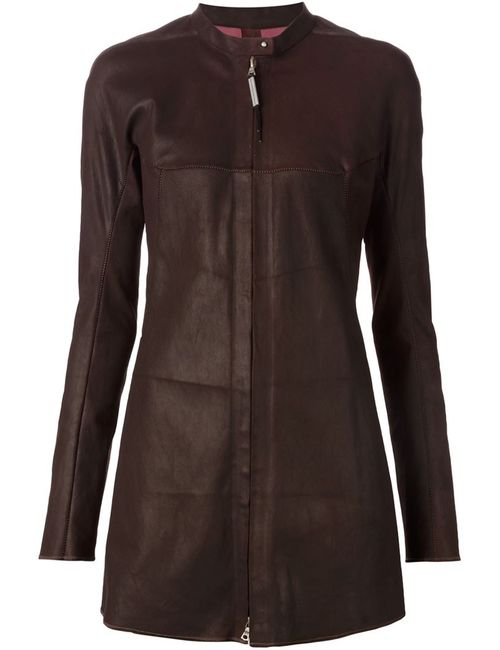 Isaac Sellam Experience | Женское Коричневый Leather Jacket