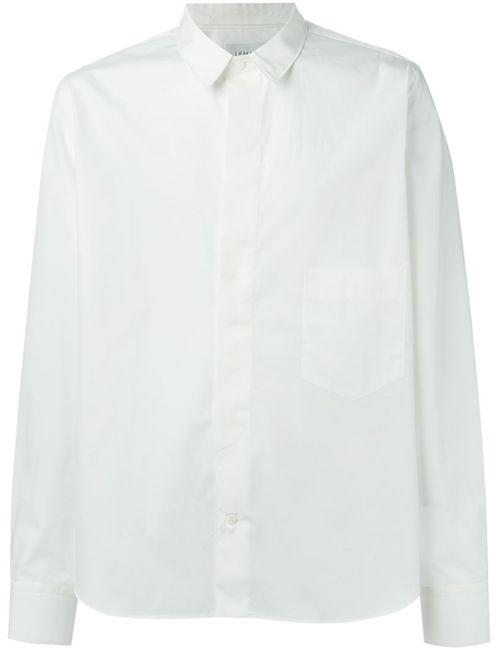 LEMAIRE | Мужское Белый Pocket Shirt