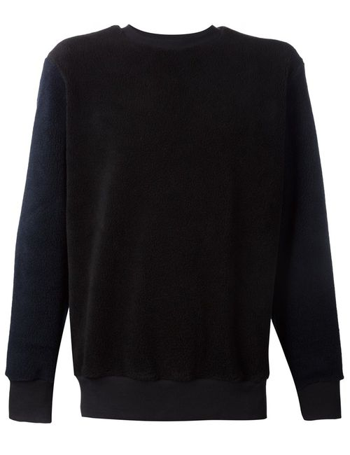 Christopher Raeburn | Мужское Чёрный Crew Neck Sweatshirt