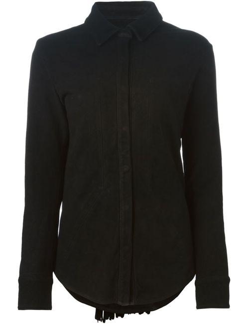 RTA | Женское Черный Button Down Shirt