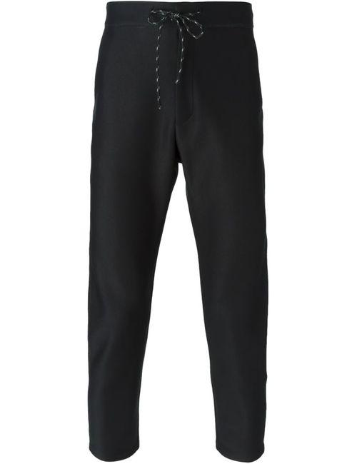 CMMN SWDN   Черный Drawstring Fastening Trousers